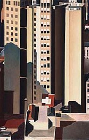 "Charles Sheeler's ""Skyscrapers"""