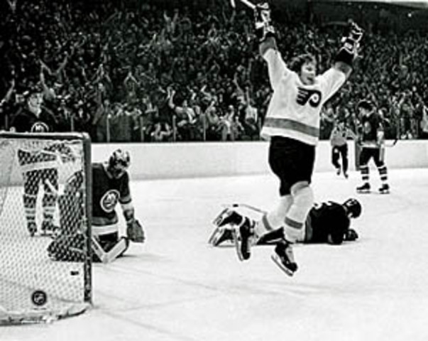 Flyers Win Stanley Cup