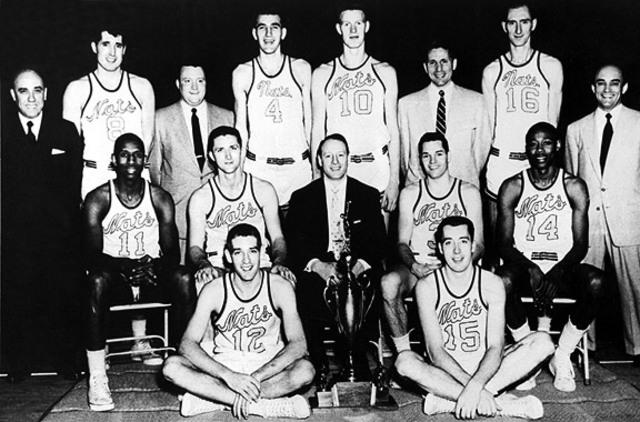 76ers Win NBA Title