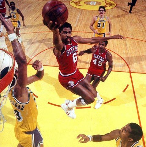 76ers Win NBA Finals
