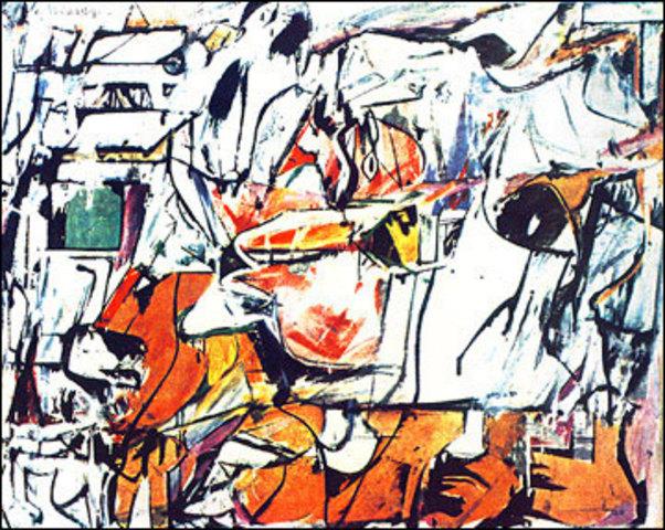 "William de Kooning's ""Asheville"""