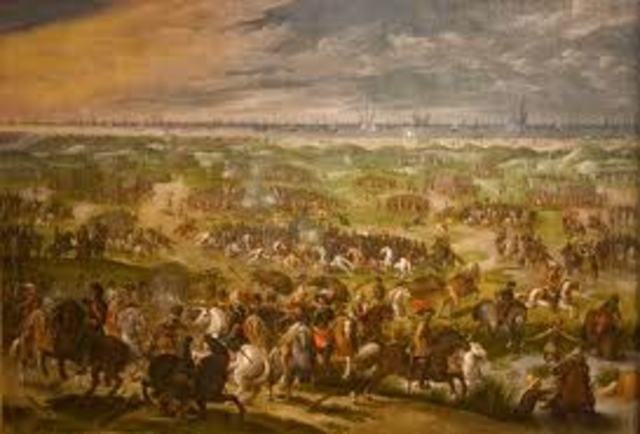 End of Thirty Years War
