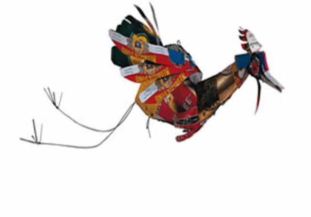 """Alexander Calder's """"Only Only Bird"""""""