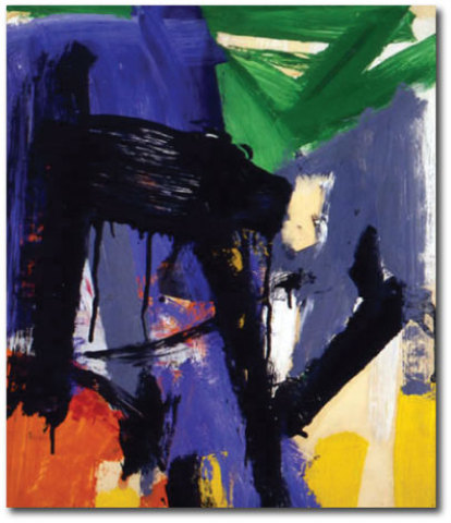 "Franz Kiline's ""Untitled"""