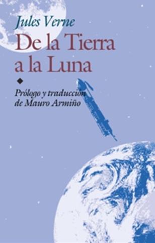 Julio Verne publica De la tierra a la luna