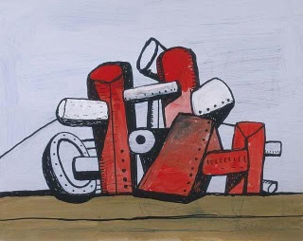 "Philip Guston's ""Untitled"""