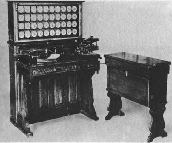 Maquina del censo