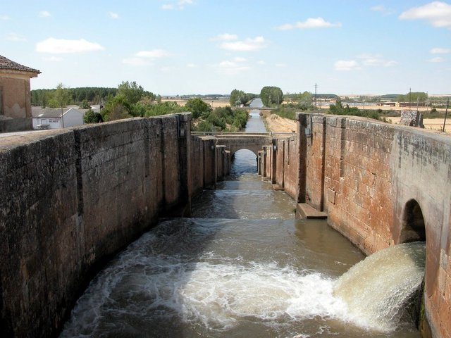 The Canal of Castille