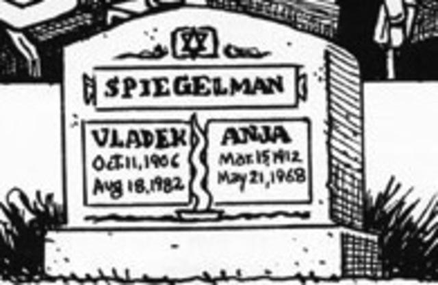 Vladek's Death