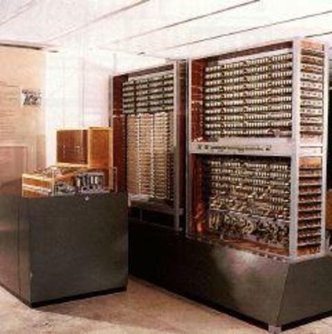 Máquinas electromecánicas de cálculo