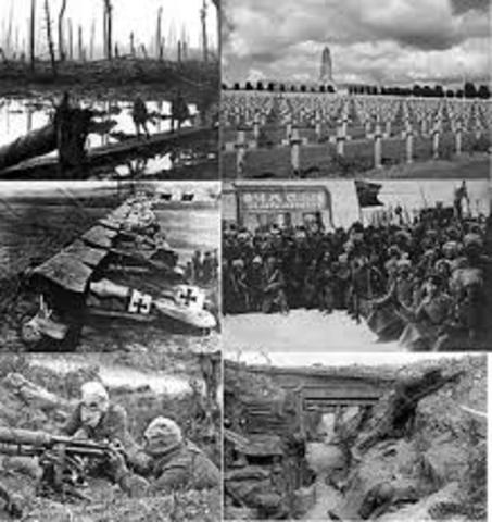 Batalla de Lagos Masurianos (Alemania derrota a Rusia).