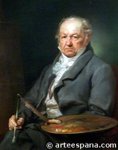 Goya became deaf