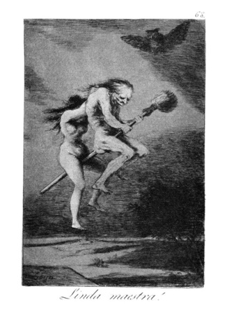 Los Caprichos by Goya