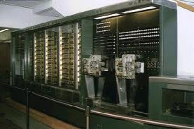 COMPUTADORA ELECTROMECNICA