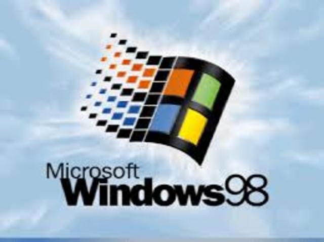 Es lanzado al mercado el sistema Windows 98 por parte de Microsoft