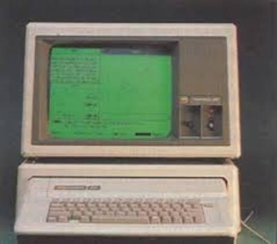 Primera computadora apple