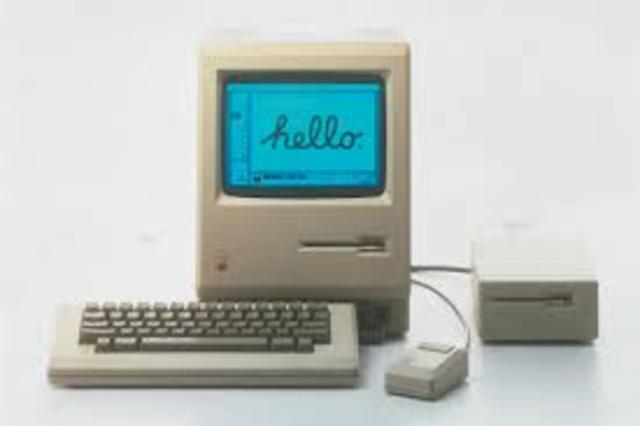 Se lanzó el Macintosh