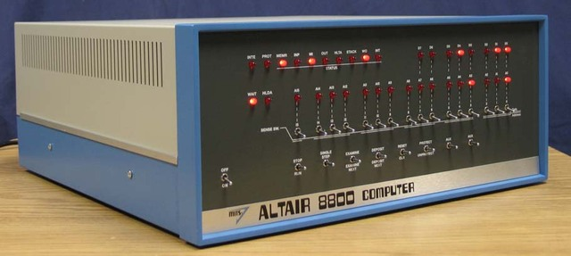 ALTAIR COMPUTER