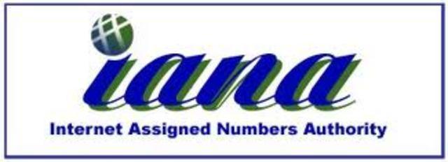 Creación de Internet Assigned Numbers Authority (IANA)