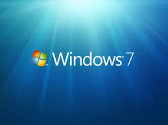 Se de el nacimiento de windows 7