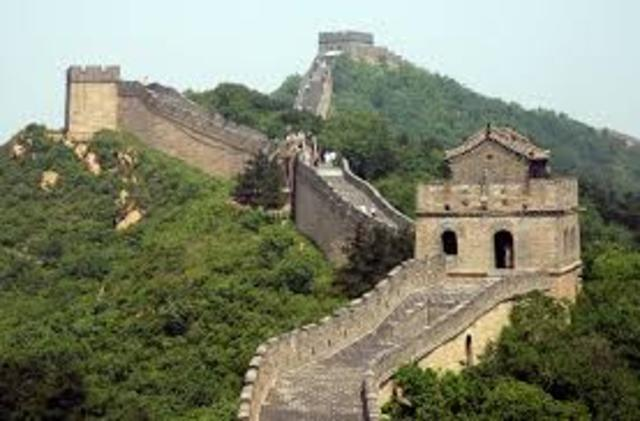 Ming Dynasty Ends In China
