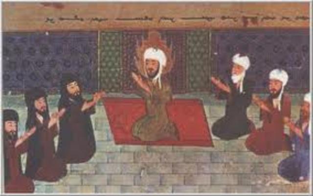 Arabian Religion Changed