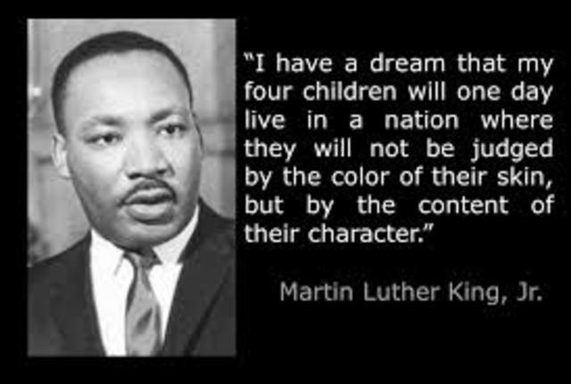 MLK Speech at Penn State