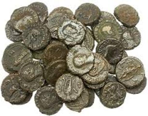 Coins entered Economy (Eco)