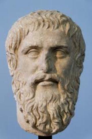 428 BC- 348 Plato