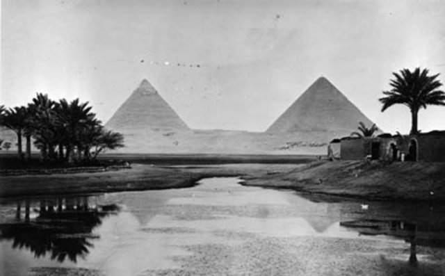 Egyptians had an Epiphany!