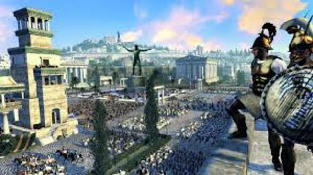 800 BC. Rome