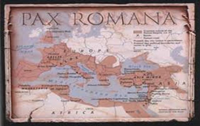 27 BC - 180 AD Romans admired the Greeks
