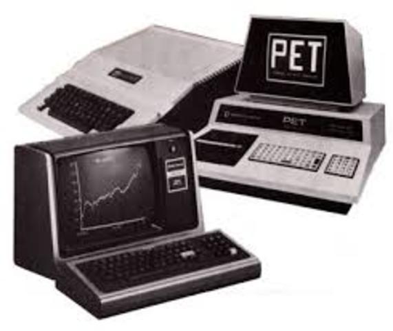 TRS80 y PET.