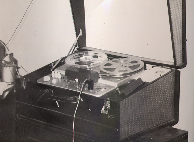 Two-track Recorder introduced