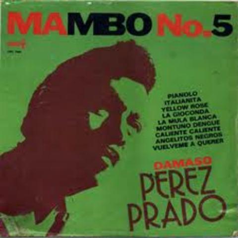 Damaso Perez Prado