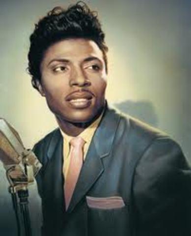 "Little Richard releases ""Tutti Frutti"""
