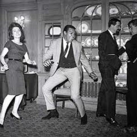 """Chubby Checker releases his cover of """"The Twist"""""""