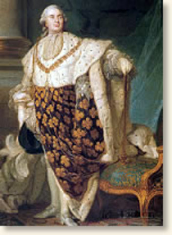 King Louis XVI was executed