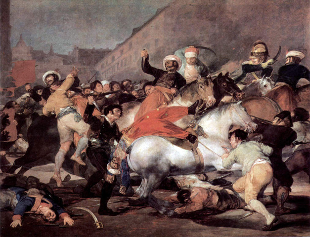Events of 2nd May 1808