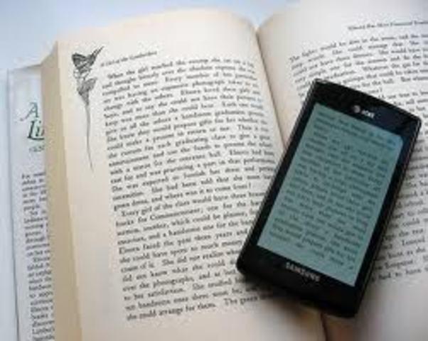 Proyecto Gutenberg y Libros Electrónicos (eBooks)