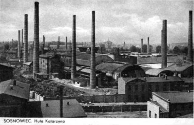 All Jews in Sosnowiec Ordered to Move into Ghetto