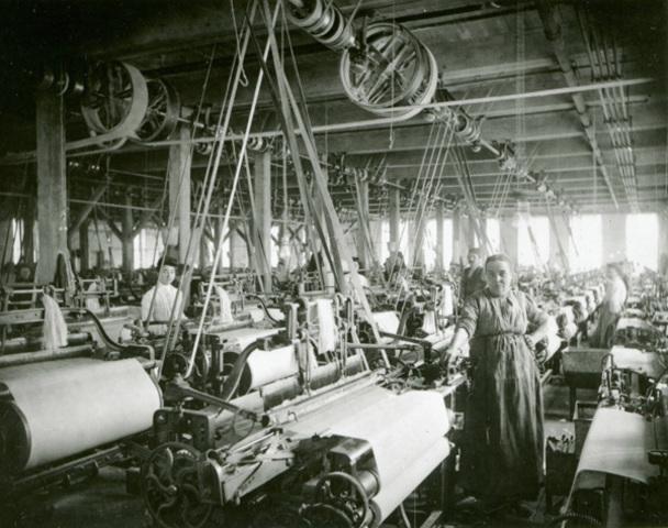 Vladek starts Textile Factory in Biesko