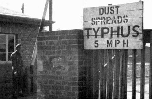 Vladek contracts Typhus