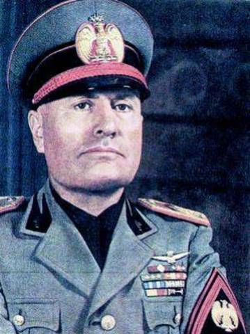 The First Assassination Attempt on Mussolini