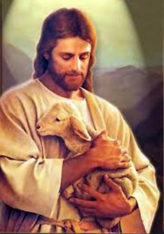 4 BC Jesus Christ
