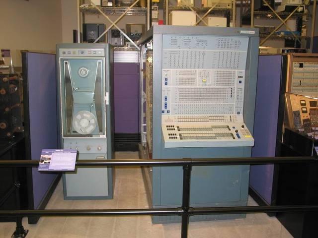 Las computadoras de esta generación fueron