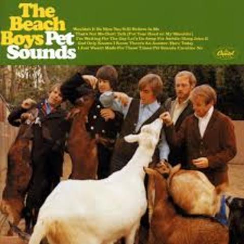 "Beach Boys release ""Pet Sounds"""