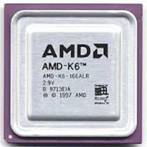 AMD K6.