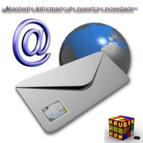 El correo electrónico comenzó a utilizarse en 1965