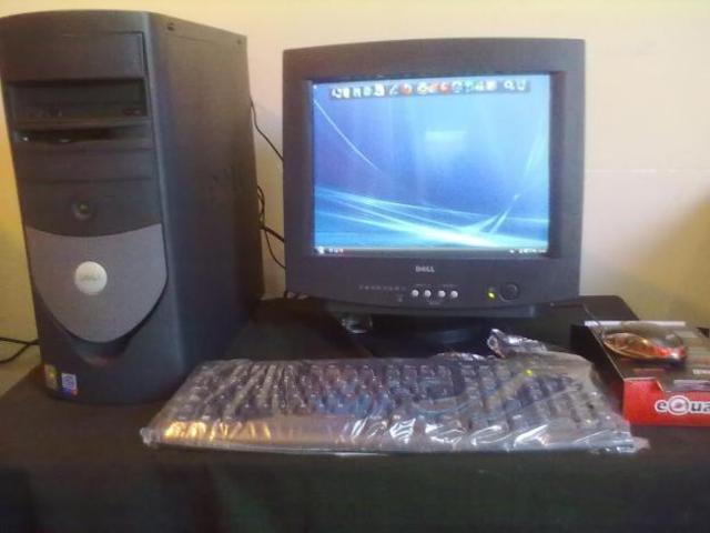 CONTACTO CON MI PRIMER COMPUTADOR 2007